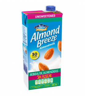 Almond Breeze - Original sin azúcar 946 ml.