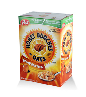 Honey Bunches of Oats con miel - Clubpack