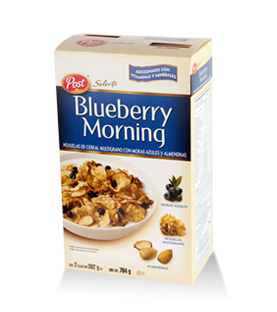 Post - Selects - Blueberry morning