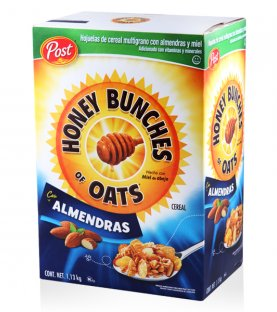 Post- Honey Bunches of Oats - Almendra - Clubpack