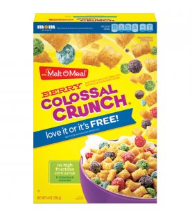 Malt-O-Meal Cereal Colossal Crunch
