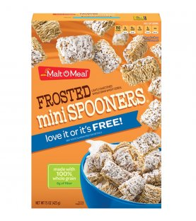 Malt-O-Meal Cereal Frosted Mini Spooners