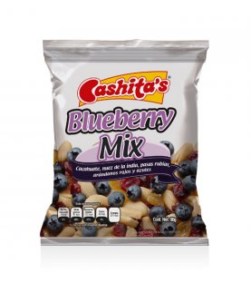 Cashitas Blueberry Mix 90 G.