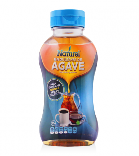 Naturel - Endulzante de Agave 340 g.